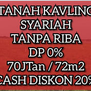 Tanah Kavling Syariah Tanpa DP Bebas Riba Di Cikarang (21486267) di Kab. Bekasi