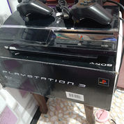 PS 3 FAT 500GB FULL GAME