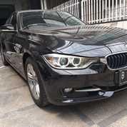 BMW 320i Hitam Th 2015 Km40rb An Masih Garansi BSI (21487203) di Kota Jakarta Pusat