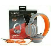 Headphone Earphone Headset Extra Bass FLECO FL-888