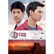 DVD Drama Thailand Sotus The Series University Thai Movie Film Kaset Bromance Romance Roman Senior