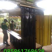 Terima Pesanan Gerobak Booth Roda Rombong Dll. (21491715) di Kota Sukabumi