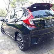 Honda Jazz Type RS AT Tahun 2016 Warna Hitam (21497839) di Kota Jakarta Selatan