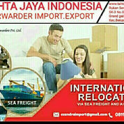 Jasa Import Door To Door All In Service (21497867) di Kota Bekasi