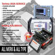 Tempat Service Splicer, Service OTDR, Dan Kalibrasi OTDR | Murah Dan Bergaransi