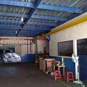 Gudang + Kantor Di Kompleks Pergudangan Central Cakung