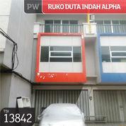 Ruko Duta Indah Alpha, Jakarta Barat, 4x15m, 3 Lt, SHM (21507623) di Kota Jakarta Barat