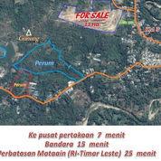 Tanah Lahan Shm Cocok Untuk Hotel Di Atambua, Belu, Ntt (21509083) di Kab. Belu
