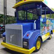 Termurah Odong Risma Rjm Kereta Mini Panggung Coaster Velg (21511439) di Kota Depok