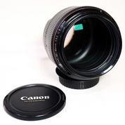 Canon EF 85mm F1.2 L II USM Code UZ Good Conditionn (21511599) di Kota Jakarta Pusat