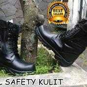 Sepatu PDL TNI Polisi / Sepatu Dinas / Sepatu Touring / Sepatu Kulit / Sepatu Safety / Sepatu Boots