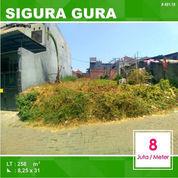 Tanah Kavling Luas 258 Di Sigura Gura Kota Malang _ 497.19 (21516667) di Kota Malang