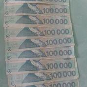 MATA UANG KROASIA PECAHAN 100.00010 LEMBAR (21517259) di Kab. Polewali Mandar