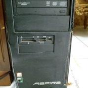 CPU Acer + Keyboard Kondisi On (21525867) di Kota Tangerang Selatan