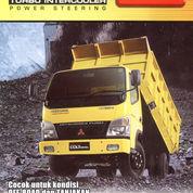 MITSUBISHI CANTER DUMP TRUCK FE 74HD 125PS 6BAN (21532091) di Kota Jakarta Timur