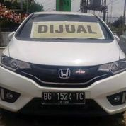 Honda Jazz Rs Ctv 2015
