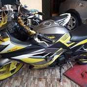 Kawasaki Ninja 250 Fi Thn 2013 Plat W Murah (21546059) di Kota Surabaya