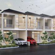 Rumah Baru 2 Lantai Lokasi Pusat Kota Bisa KPR