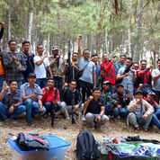 Outbound Karyawan (21550619) di Kota Malang
