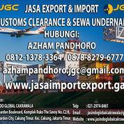 JASA IMPORT DOOR TO DOOR TERBAIK (21550811) di Kota Jakarta Timur