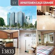 Apartemen Casa Grande, Tower Montreal, Jakarta Selatan, 59 M, Lt 5, HGB (21553979) di Kota Jakarta Selatan