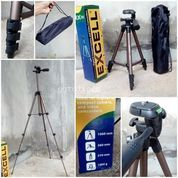 Tripod Excell EX 280 Plus Holder For Camdig Actioncam Dan Hp (21557435) di Kota Surakarta