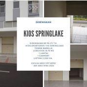 SEWA KIOS Apartment The Springlake Summarecon Bekasi, Strategis Dibawah Apartment (21558995) di Kota Bekasi