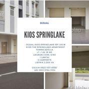 KIOS Apartment The Springlake Summarecon Bekasi, Strategis Dibawah Apartment (21559027) di Kota Bekasi