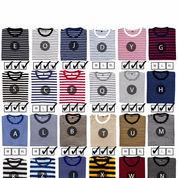 Kaos Belang/Salur Bahan Cotton (21559495) di Kota Bandung