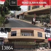 Ruko Jl.Raya Kamal, Jakarta Barat, 4,6x13m, 3 Lt, SHM (21560771) di Kota Jakarta Barat