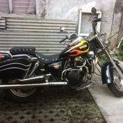 Moge Ruby Harley Touring 150cc Istimewa Thn 2008 (21565431) di Kota Bandung