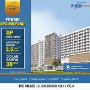 Promo Kpa Milenial Dp Suka Suka Apartemen The Palace Jogja