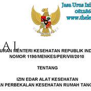 Jasa Urus Izin Edar Alkes (21569615) di Kota Jakarta Selatan