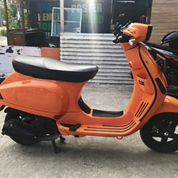 Vespa S 2014 Orange