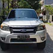 [Dwi Tunggal Mobil] Ford Ranger 2.5 XLT STD 4x4 MT 2010 (21580011) di Kota Surabaya