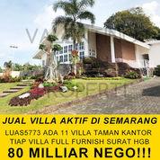 NEGO Villa Aktif Di Kota Semarang