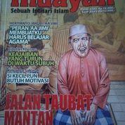 Majalah Hidayah Tahun 2005