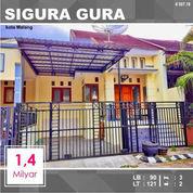 Rumah Murah 2 Lantai Luas 121 Di Sigura Gura Kota Malang _ 507.19 (21581947) di Kota Malang