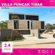 Rumah Baru 3 Lantai Luas 138 Di Villa Puncak Tidar Kota Malang _ 509.19