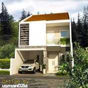 On Progres Rumah Minimalis Modern Area Jagakarsa Deket Exit Desari (21584679) di Kota Jakarta Selatan