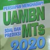 BUKU Persiapan UAMBN MTs 2020 UN MTs