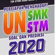 BUKU PERSIAPAN UN SMK STM 2020