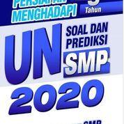 BUKU PERSIAPAN UN SMP 2020 TERBAIK TERLENGKAP