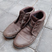 Sepatu Kulit Rockport Lite ES Waterproof Boot 2nd
