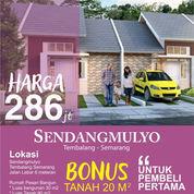 BONUS Tanah 20 M2 (21596675) di Kota Semarang