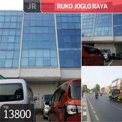 Ruko Joglo Raya, Jakarta Barat, 4,5x16m, 4 Lt, HGB (21598863) di Kota Jakarta Barat
