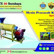 Mesin Pencacah Kompos Organik KP 10 Berkualitas Dan Teruji (21599859) di Kota Surabaya
