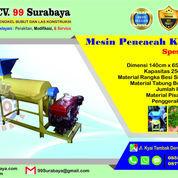 Mesin Pencacah Kompos Organik KP 20 Berkualitas Dan Teruji (21599999) di Kota Surabaya