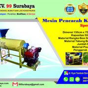 Mesin Pencacah Kompos Organik KP 30 Berkualitas Dan Teruji (21600031) di Kota Surabaya