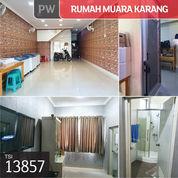 Rumah Muara Karang, Jakarta Utara, 5x17m, 3 Lt, HGB (21600879) di Kota Jakarta Utara